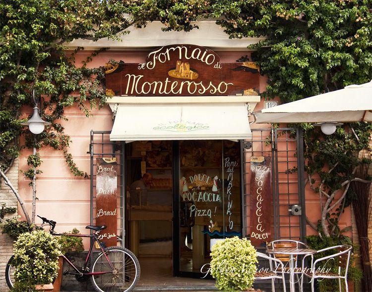 Fornaio Monterosso, Cinque Terre