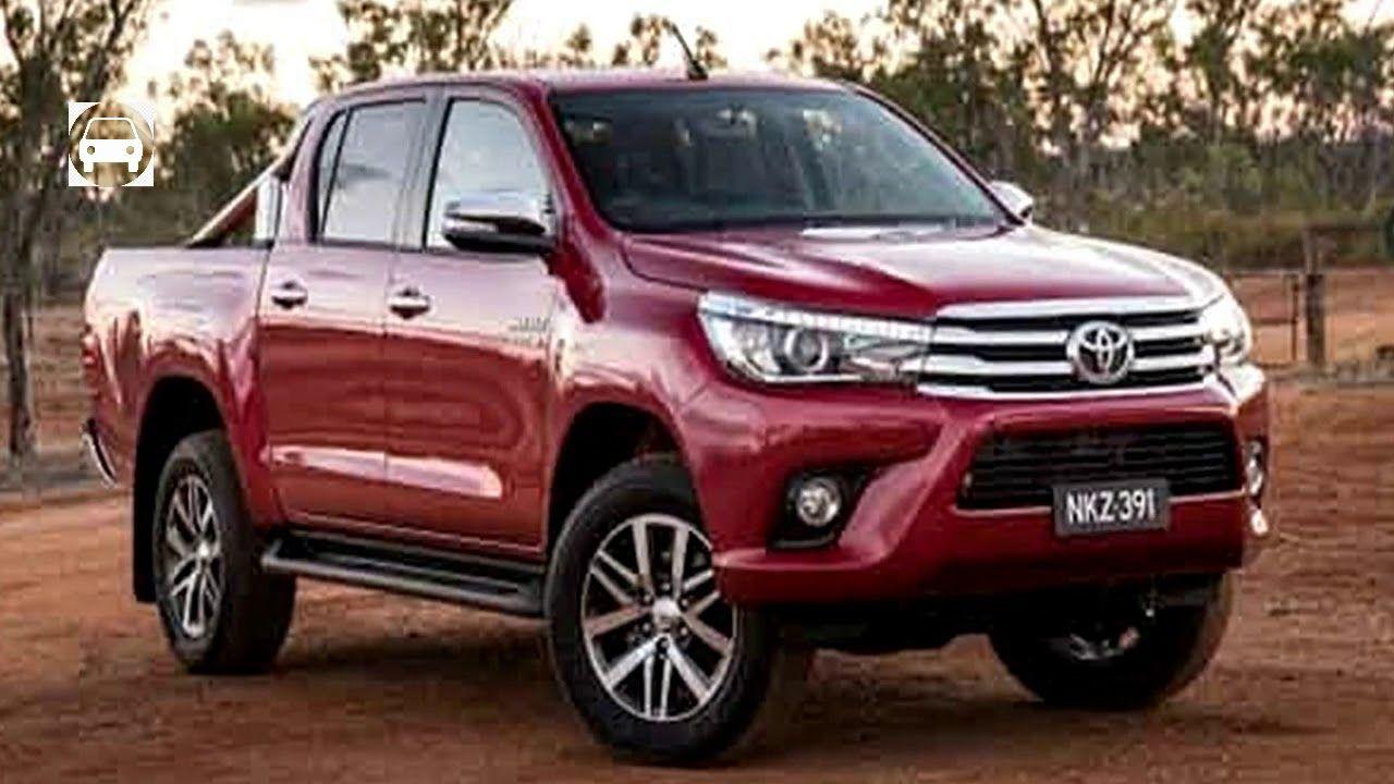 Toyota Vigo 2019