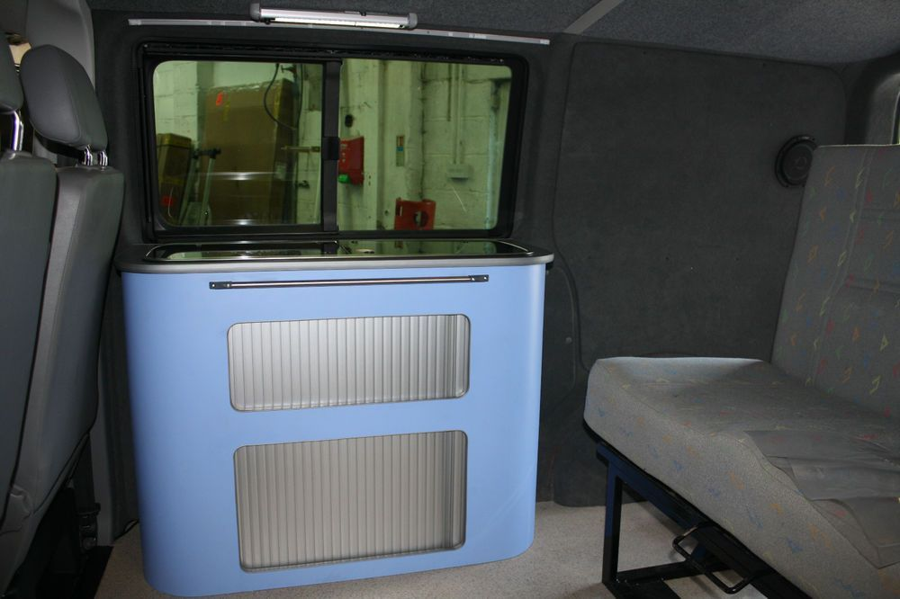 Suitable For A Wide Range Of Vans Our Modular Pod Units Represent Excellent Value For Money