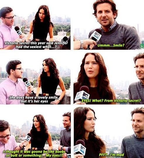 Jennifer Lawrence at her best