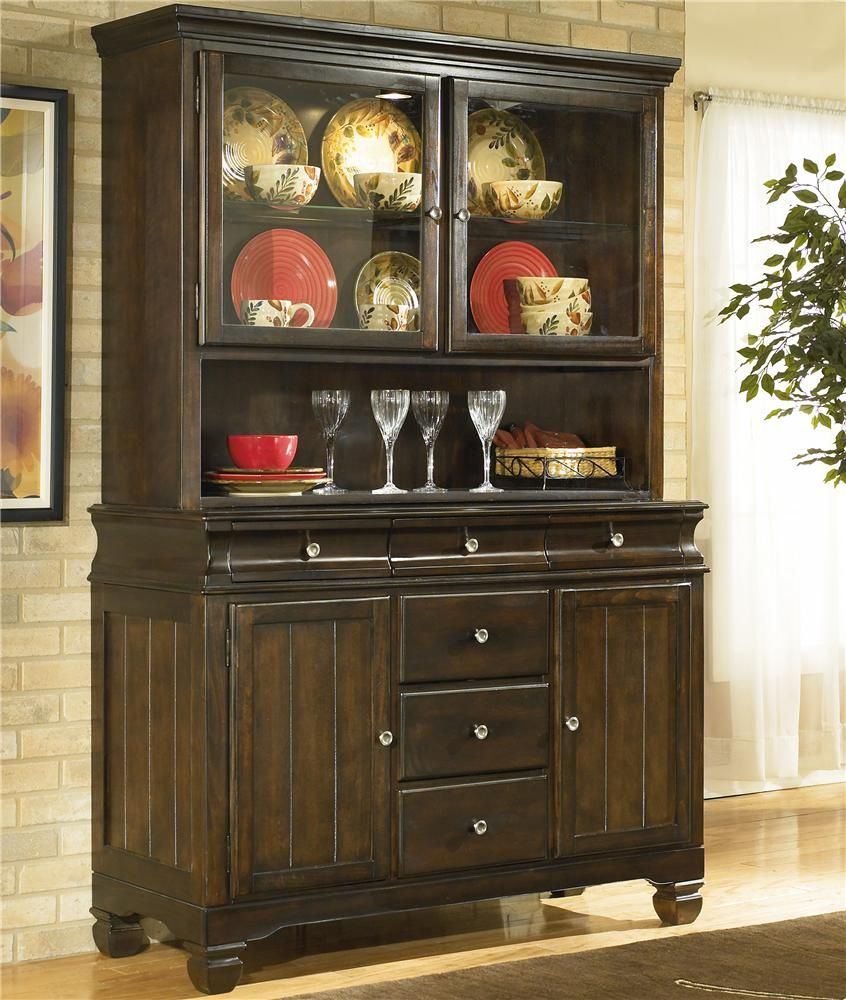 Hayley Contemporary China Buffet With Drawer And Door Storage By
