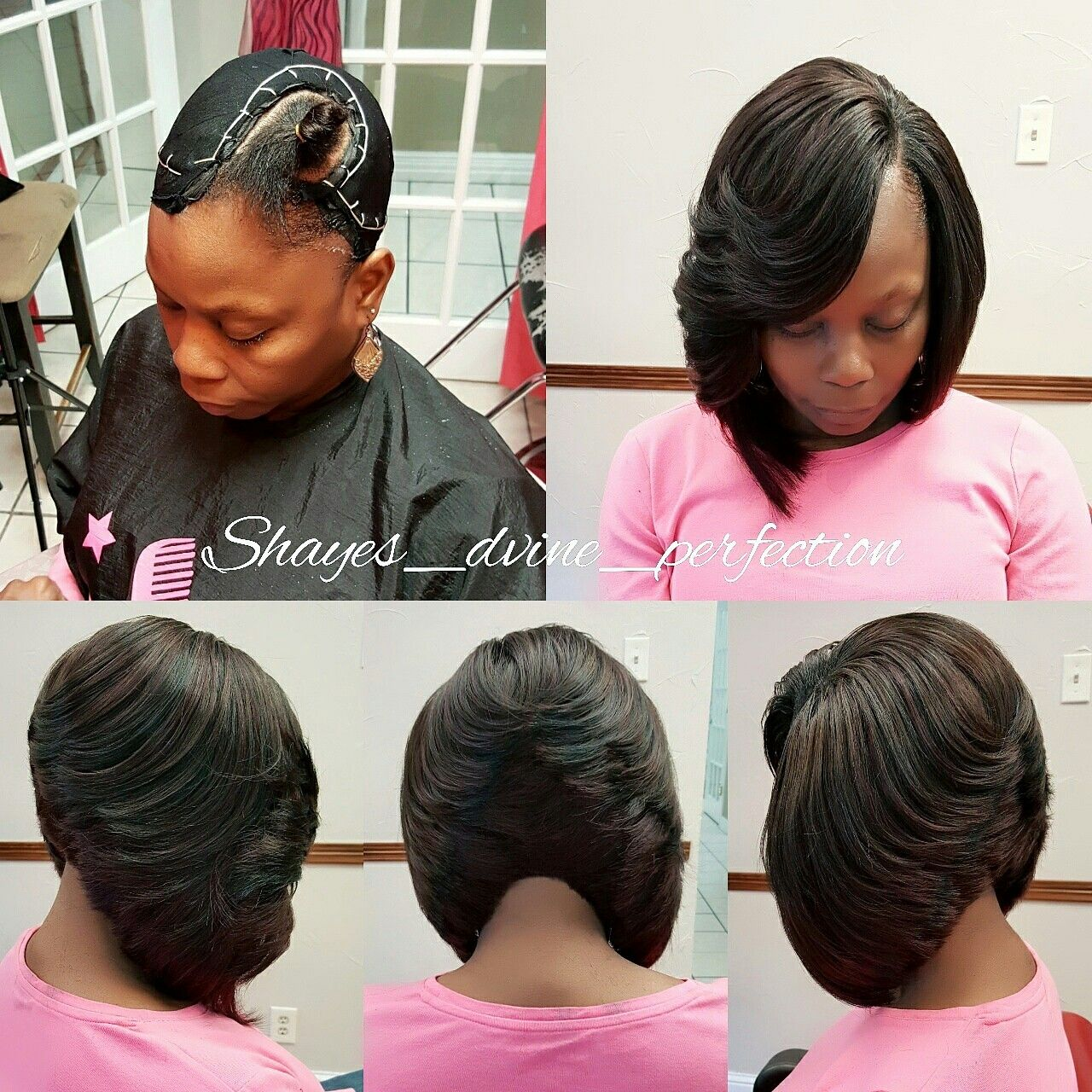 Pronto quick weave lace closure shayes dvine perfection quick weave bobs hairstyles our appearance is defined by our hairstyle pmusecretfo Image collections