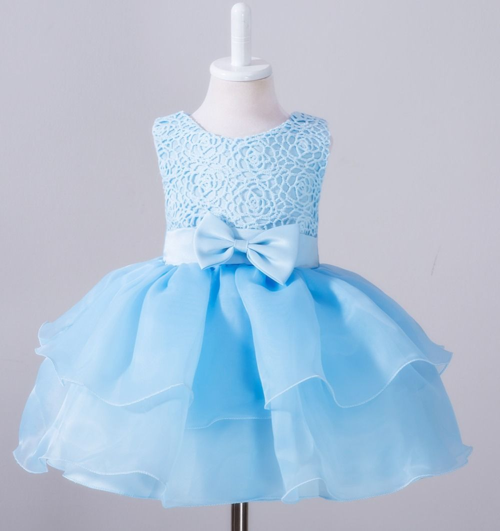 Click to buy ucuc high quality lace girl dresses children dress party