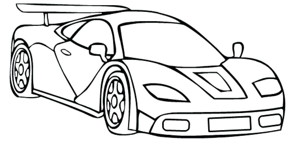 Car Coloring Pages Ideas For Kid And Teenager Race Car Coloring