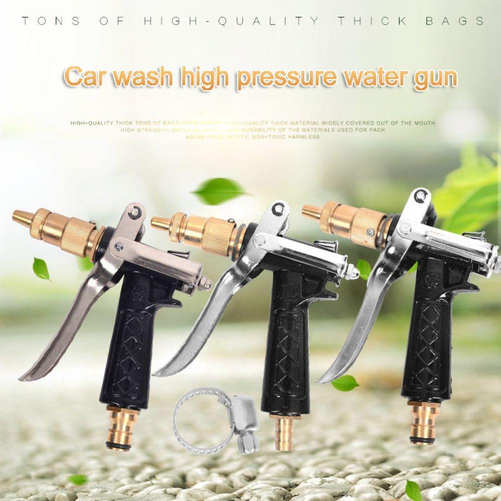 Hot Useful High Pressure Sprayer Lawn Watering Hose Spray