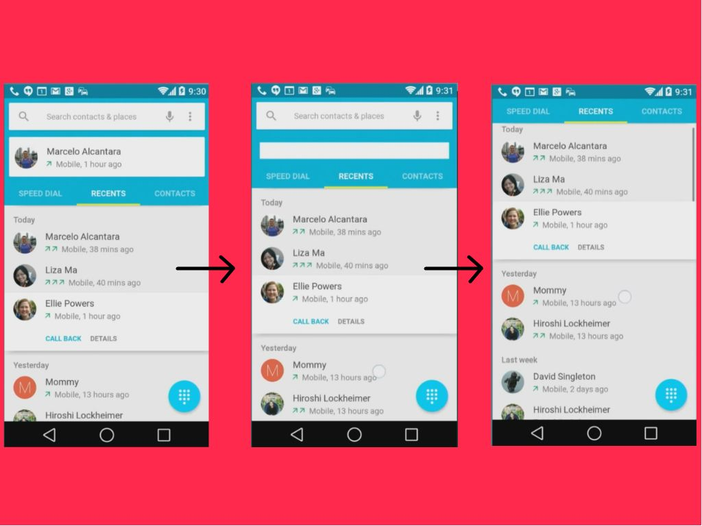 Android L if anything has proven to be a very big change in the ...