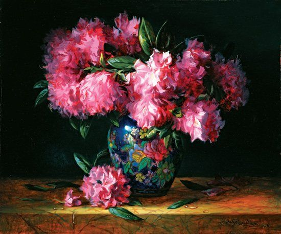 Who Sent You Flowers Me Our Free eBook on How to Paint Flowers Is