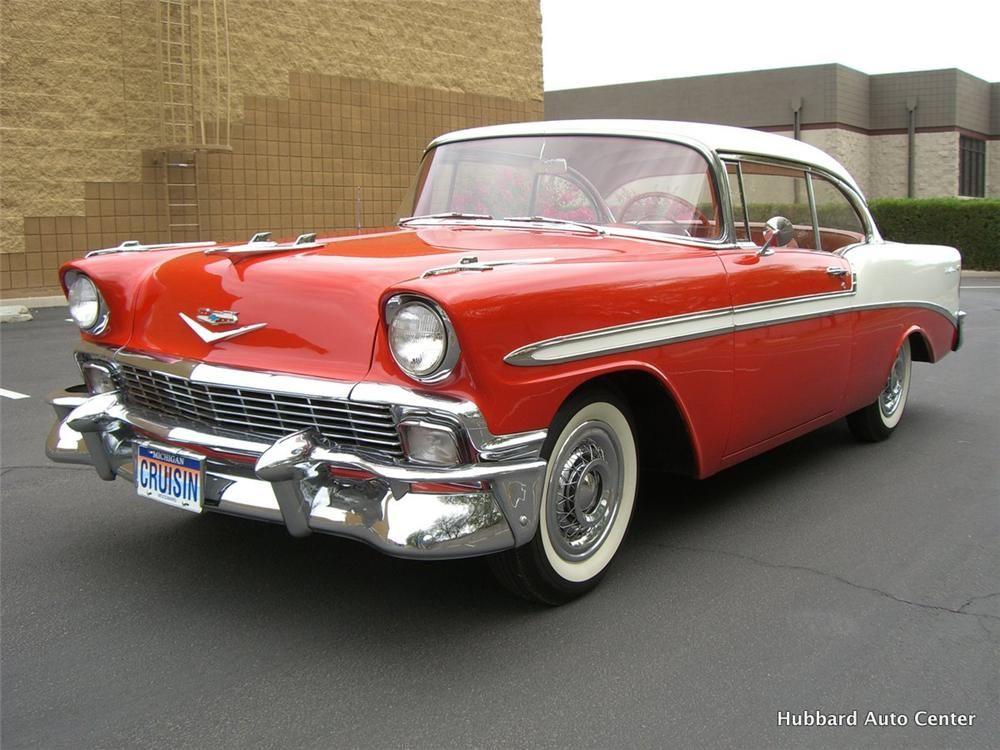 1956 Chevy Bel Air 2 Door Hardtop My Dad S Favorite Car Beautiiful Chevrolet Bel Air Bel Air American Classic Cars