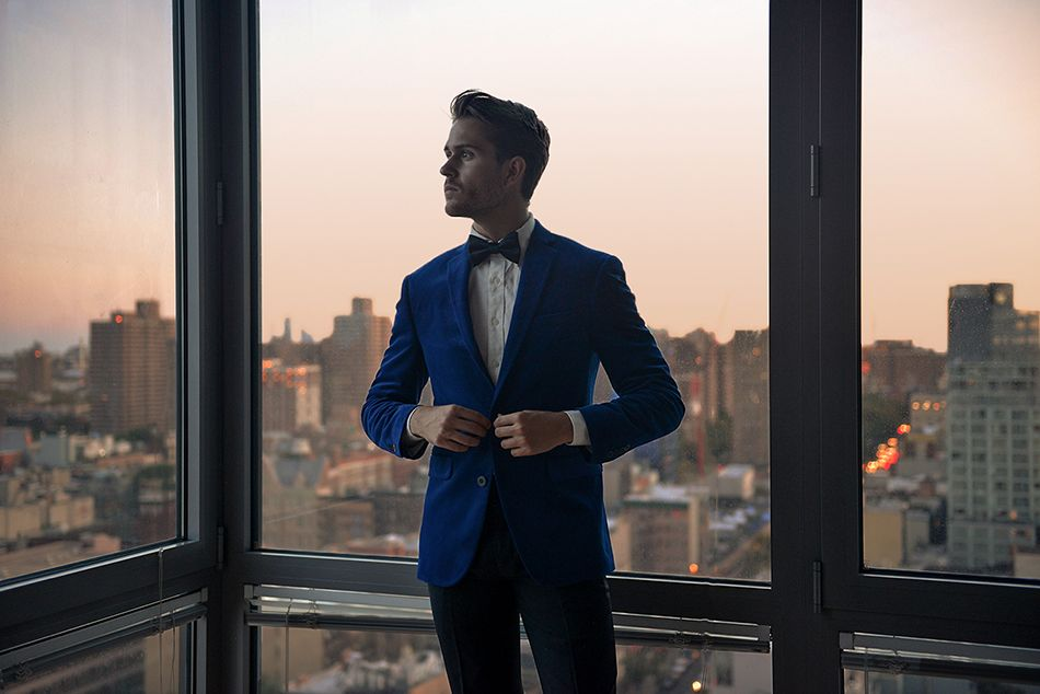 Getting ready with Bar III — I Am Galla | Men | Classy men