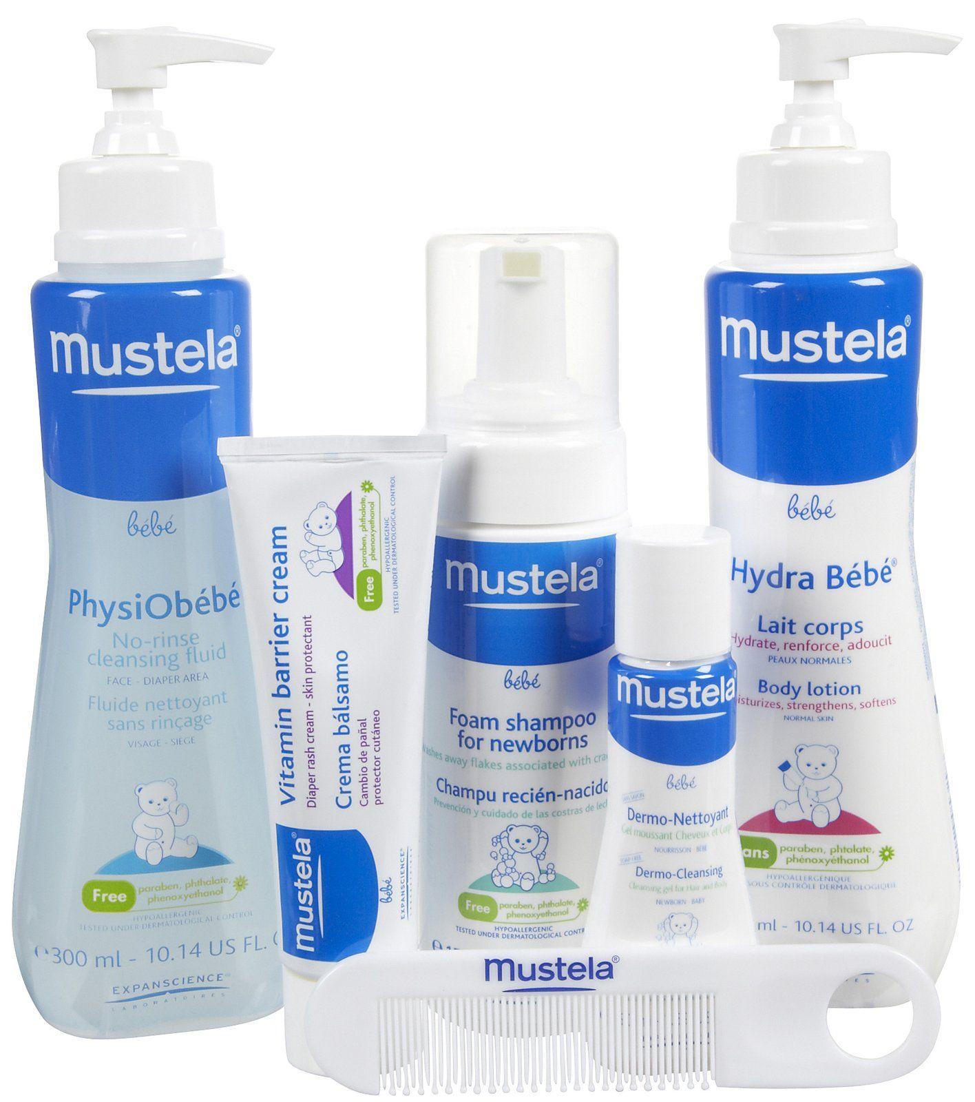 Mustela Newborn Set | Diapers.com | Bath Basics | Pinterest ...