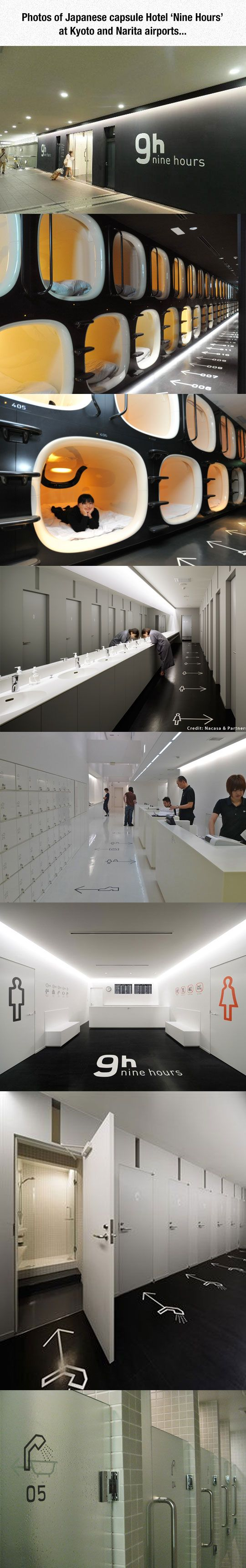 the japanese capsule hotel ambiente de trabajo pinterest voyages signal tique et le japon. Black Bedroom Furniture Sets. Home Design Ideas