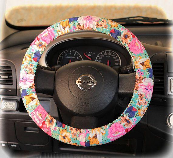 Luxury Monogrammed Car Accessories