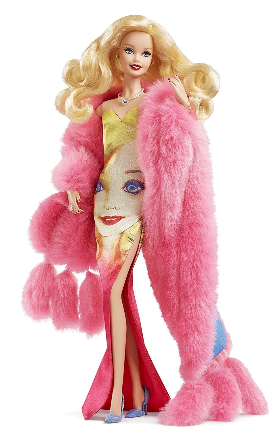 Barbie DWF57 - Andy Warhol Doll Collection