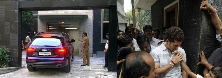 Sachin tendulkar new house photos bandra mumbai infiya Sachin tendulkar new house photos