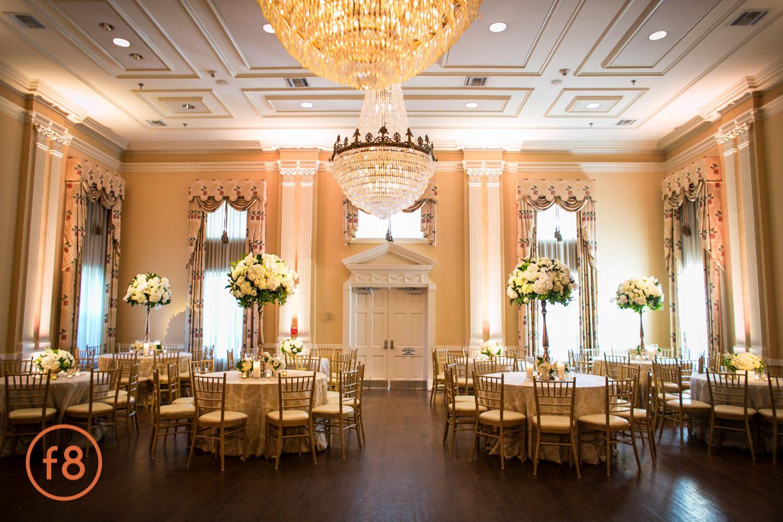 Dallas Wedding Ceremony And Reception At Arlington Hall