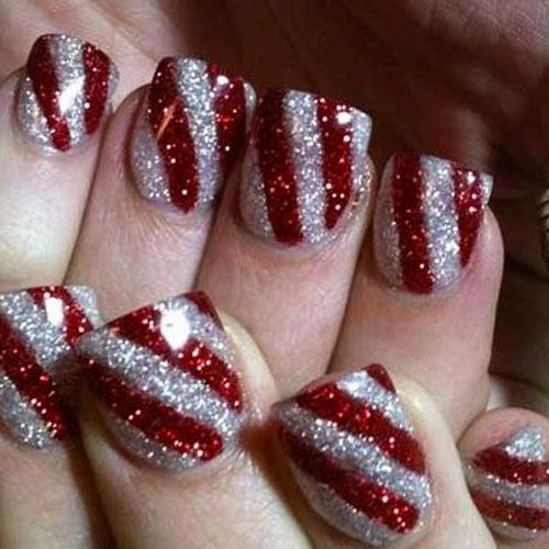 Diy christmas nail art 50 christmas nail designs you can do diy christmas nail art 50 christmas nail designs you can do yourself diy christmas nail salons and fun nails solutioingenieria Image collections