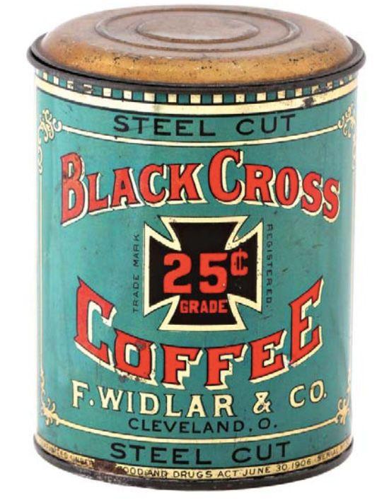 Black Cross Coffee