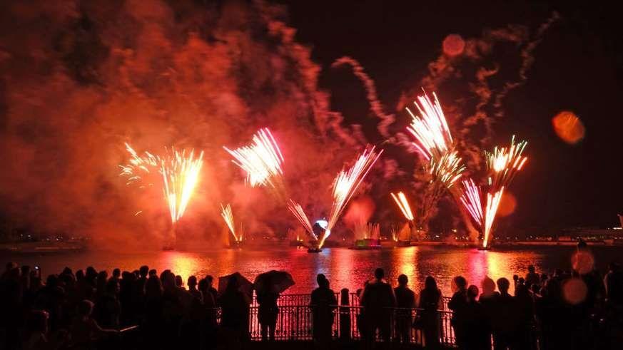 6 Rocking Places To Celebrate New Year In Delhi Ncr Mumbai Disney World Tickets Disney World Trip Orlando Theme Parks