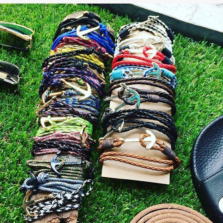 Muchos colores nuevos de pulseras marineras ya disponibles C/ Cano 5 #LasPalmas de #GranCanaria  http://ift.tt/1lUh2Zo  #bexclusive #befunwear  // #clothing #boy #man #urbanwear #shorts  #accesories #sunglasses  #tshirt #sweatshirt #outfit #blogger #trend #shop  #sneakers #trend #trendy #urbanstyle #streetstyle  #streetwear #look  #style #men #RegalizFunwear #lpgc #lp