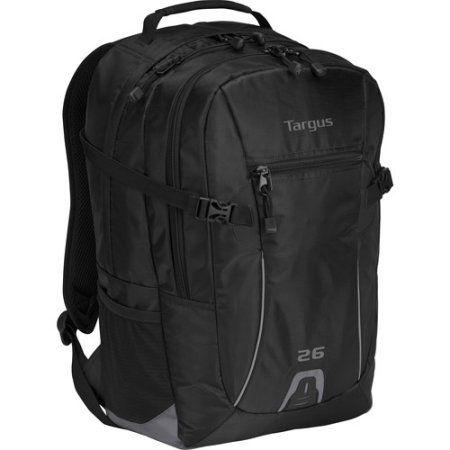 Targus 16 inch Sport 26L Backpack, Black