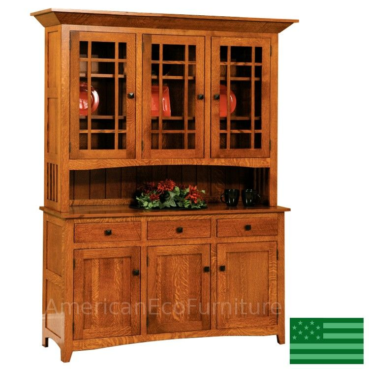 Dining Rooms Mission Viejo 3 Door Hutch
