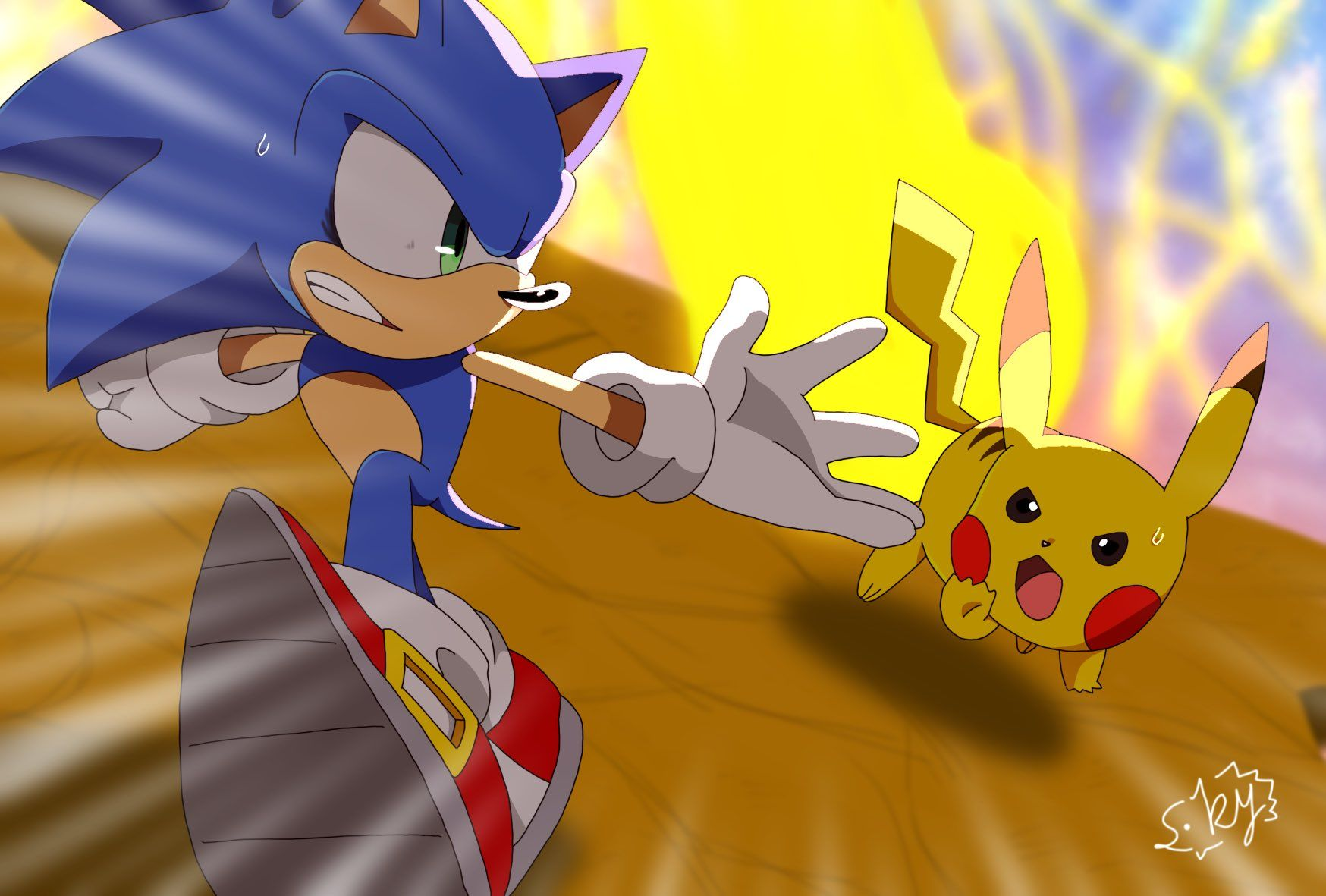 Sky On Super Smash Bros Nintendo Characters Sonic The