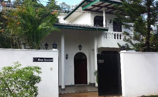 Bon Accord Guest House accommodation in mirissa