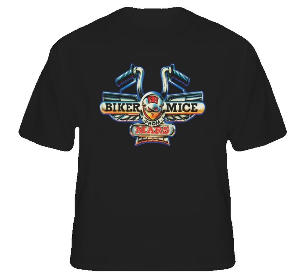 Biker Mice From Mars Cool 80 S Comic T Shirt Alstyleapparel