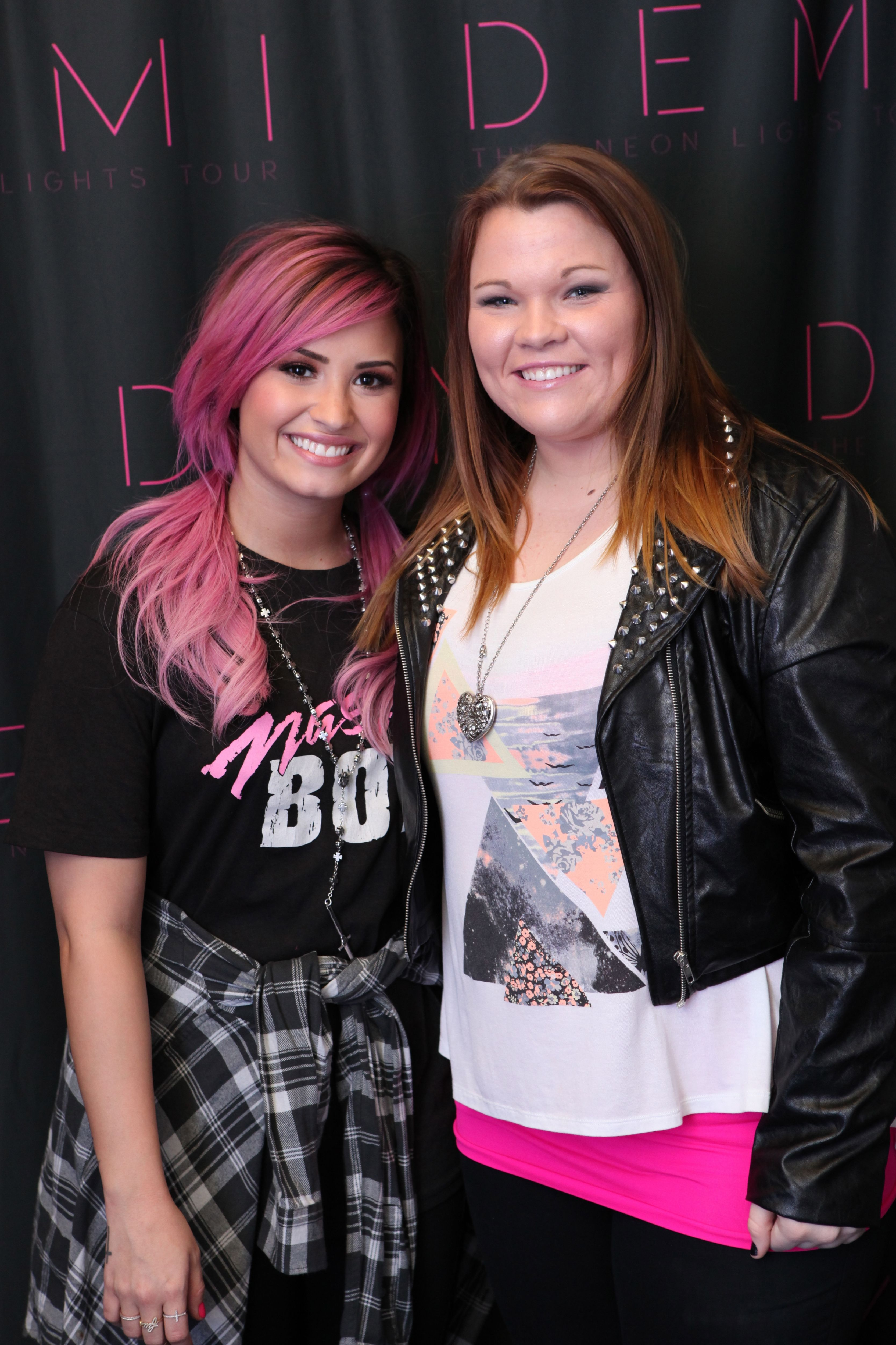 Meet And Greet Atlantageorgia Demi Lovato Pinterest