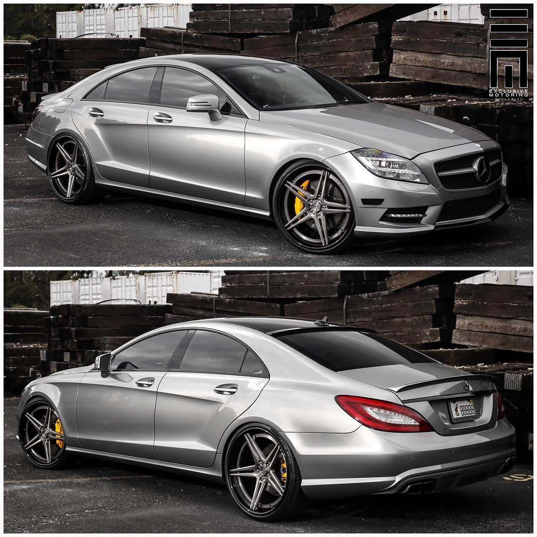Mercedes Benz CLS550 (W218) Exclusive Motoring Edition