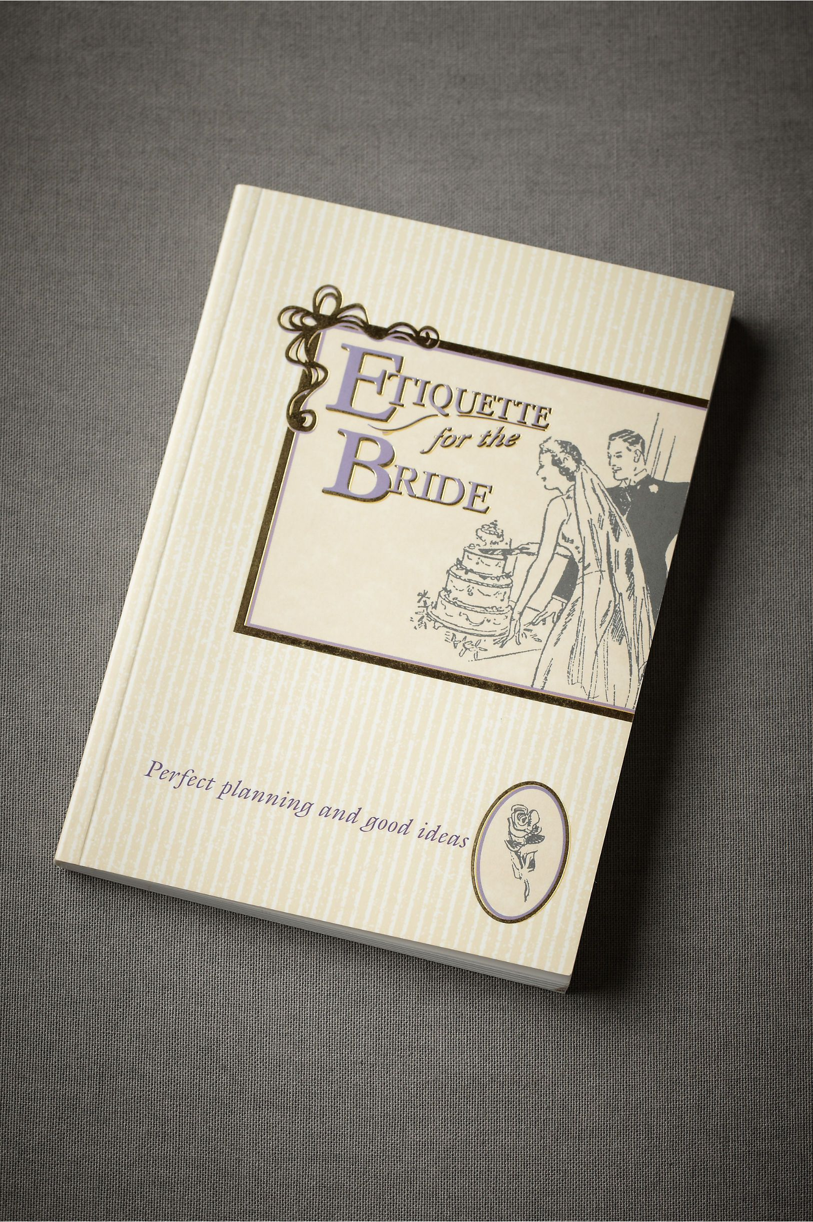 Etiquette For the Bride Vintage wedding gifts, Wedding