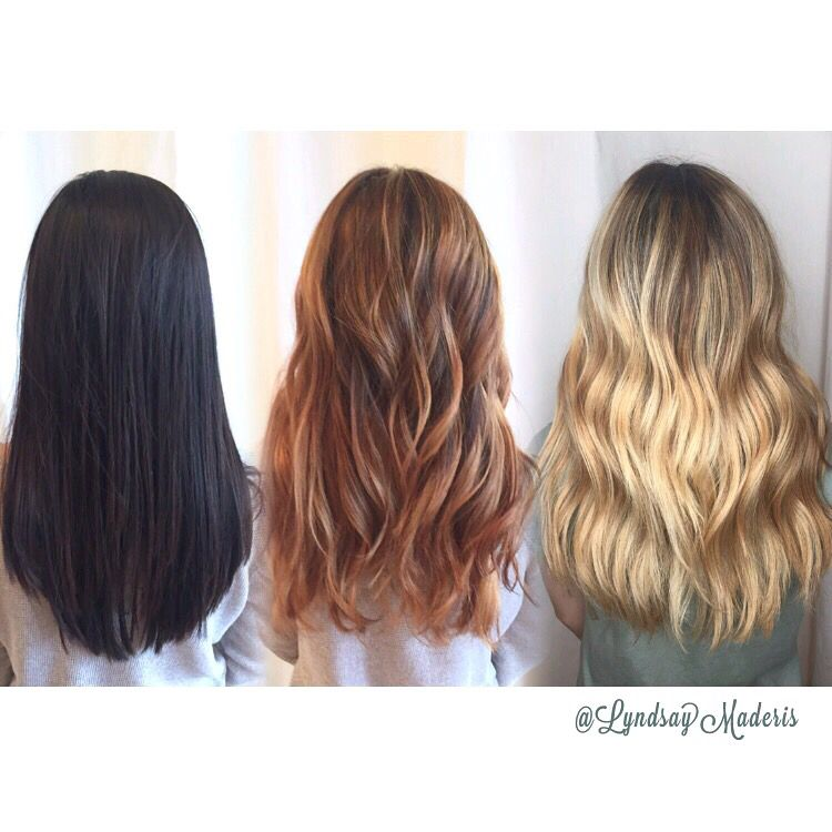 Transition From Black Hair To Blonde Using Schwarzkopf Blondme