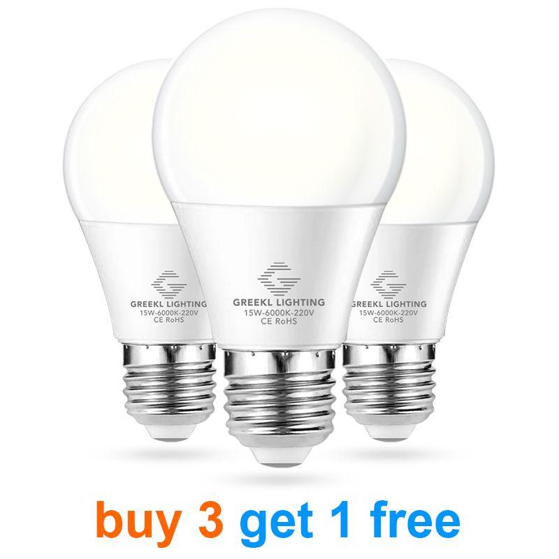 2017 Neue Led Lampe Led Lampe 3 Watt 5 Watt 7 Watt 9 Watt 12 Watt 15 Watt 220 V 110 V Led Licht Led Strahler Light Warm Cool White E27 Ed Birne Lampu