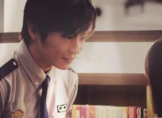 優しい表情が色気のある田中圭