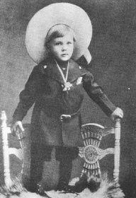 Baby Gary Cooper