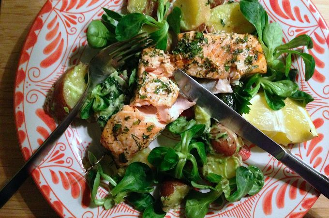 5x easy to make fish dinners   5x lekker licht dineren met vis   Recipes on www.francescakookt.nl