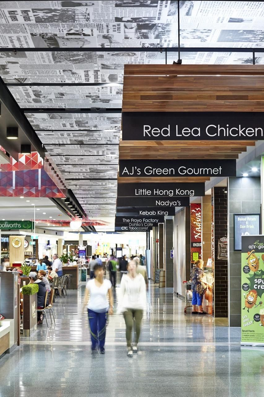 Chartwell Mall Food Court