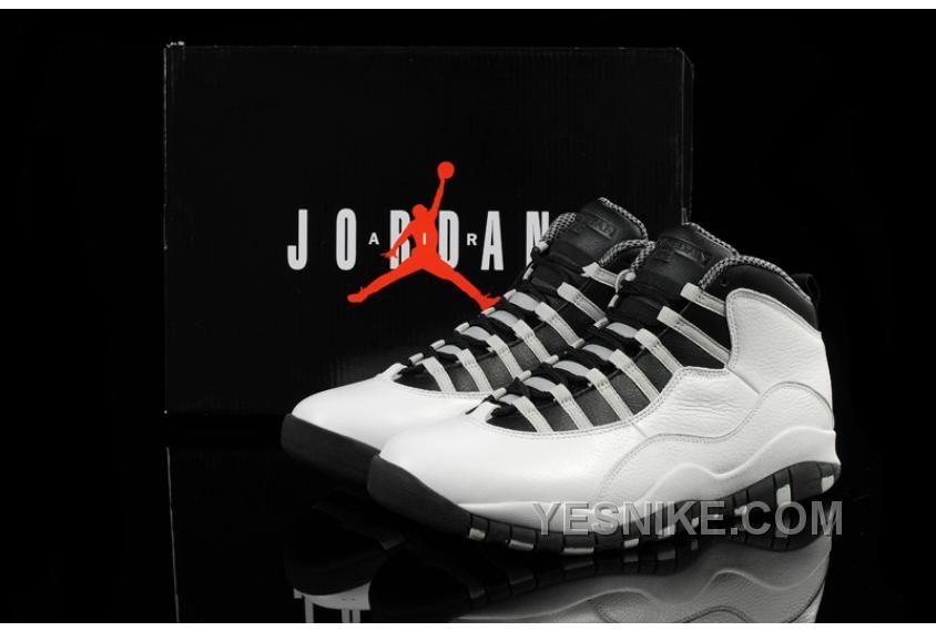 Big Discount 66 OFF Mens Air Jordan X Retro AAAA 206