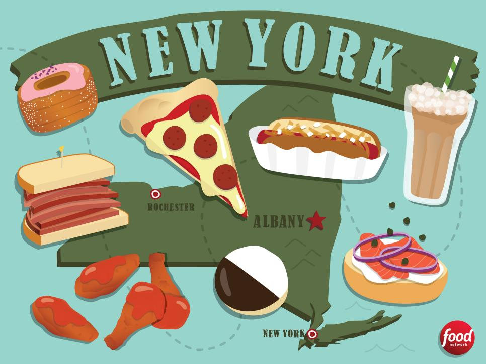 The Best Food In New York Nyc Neighborhoods Albany New York New York Food