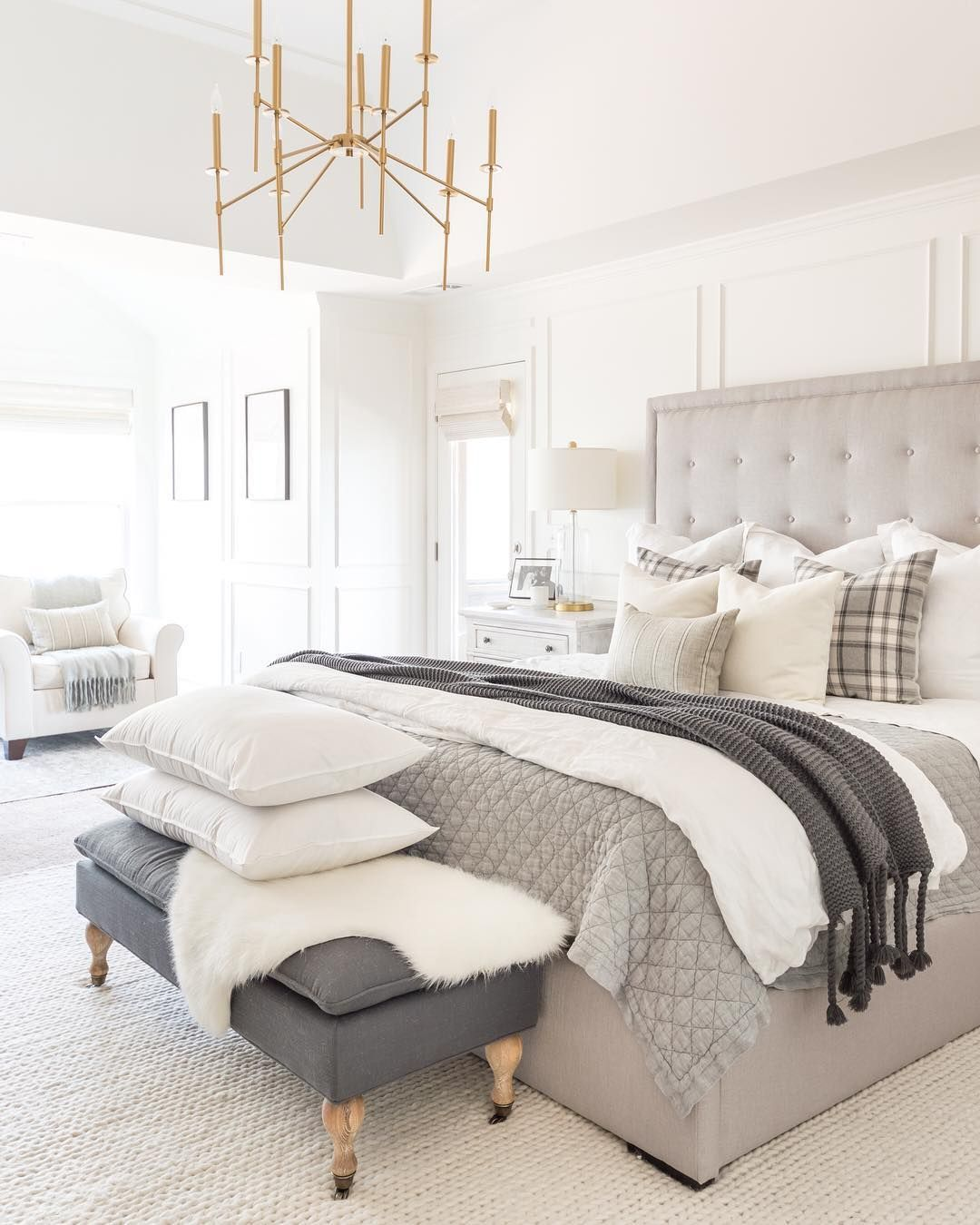 "Bedroom Kandi Natasha Hall Home: Gracious Living On Instagram: ""Big People"
