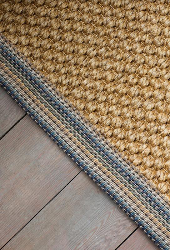 Alternative Flooring's Natural Carpets Custom sisal rugs