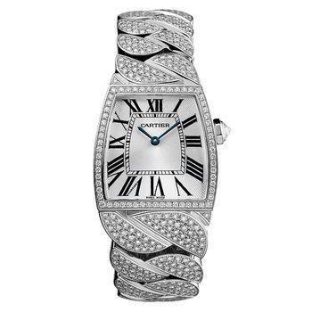 La Doña de Cartier Large White Gold & Diamonds (WE6001MX ...