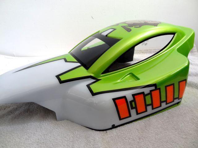 Frankairbrush Rc Car Paint Body