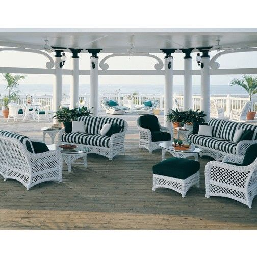 Luxury Outdoor Furniture Outlet | Designer Patio Furniture Discounted |  Page 2 - Lane Venture Four Seasons Loveseat Home Fashion Pinterest