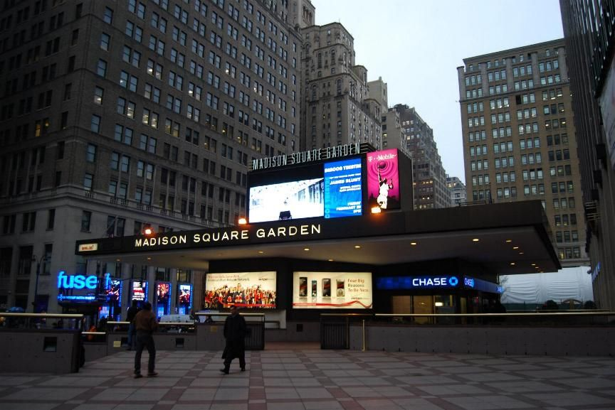 Madison Square Garden Phone Number