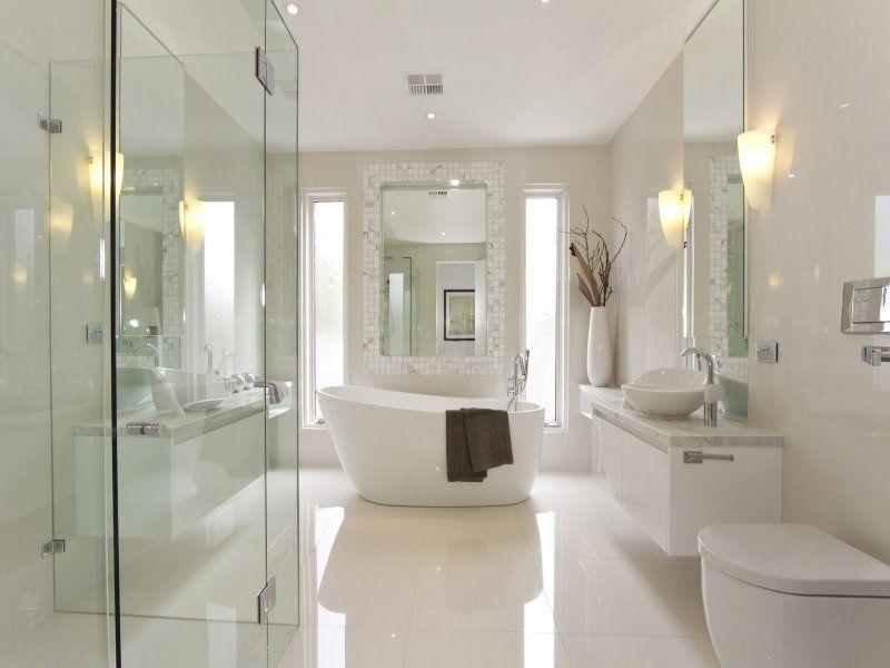 35 Best Modern Bathroom Design Ideas  masterbath  Modern