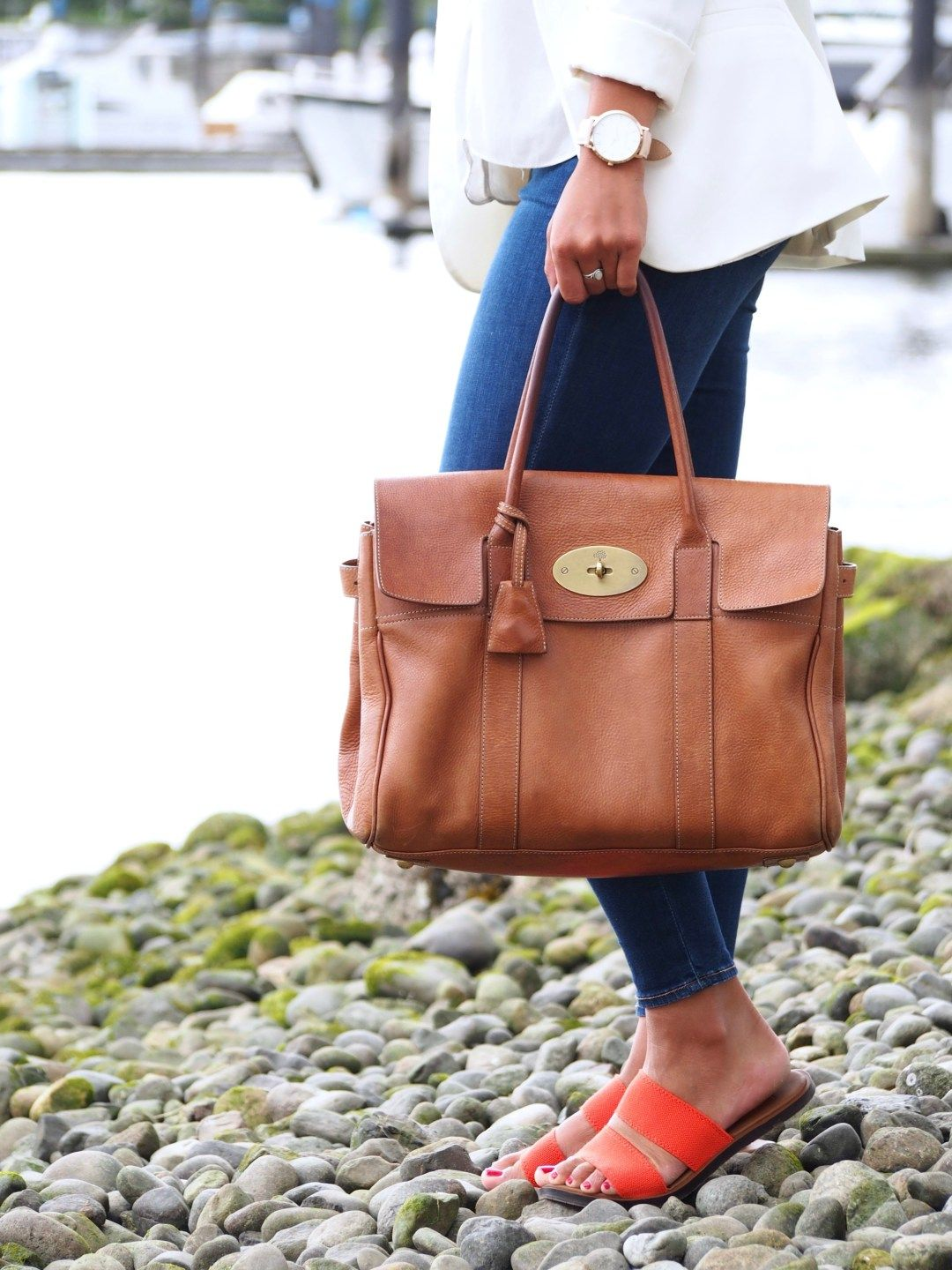 6ee808e015 Keep It Simple | I love big bags and I cannot lie. | Mulberry bag ...