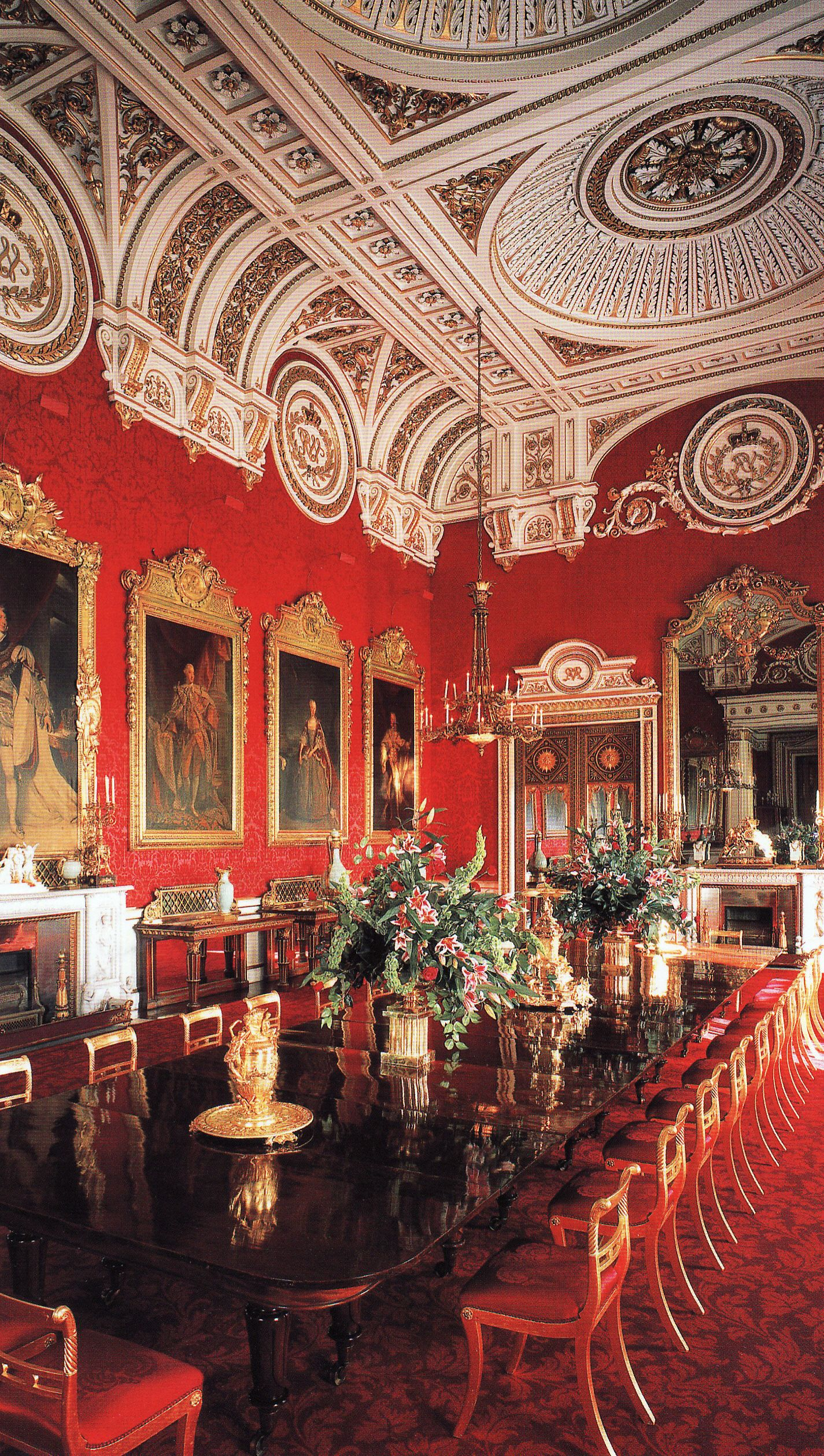 Chinese Dining Room Buckingham