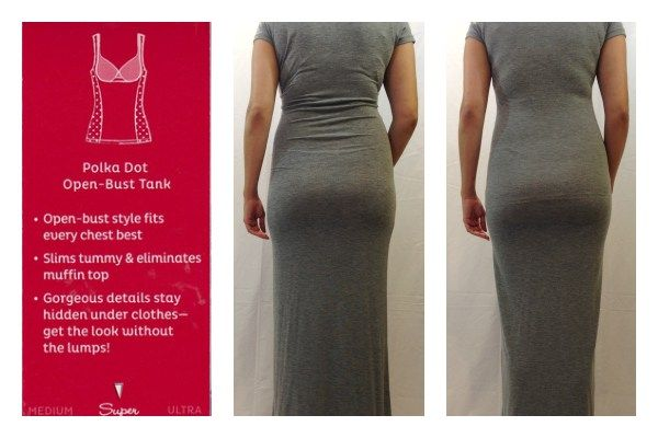 Shapewear Spanx Features New
