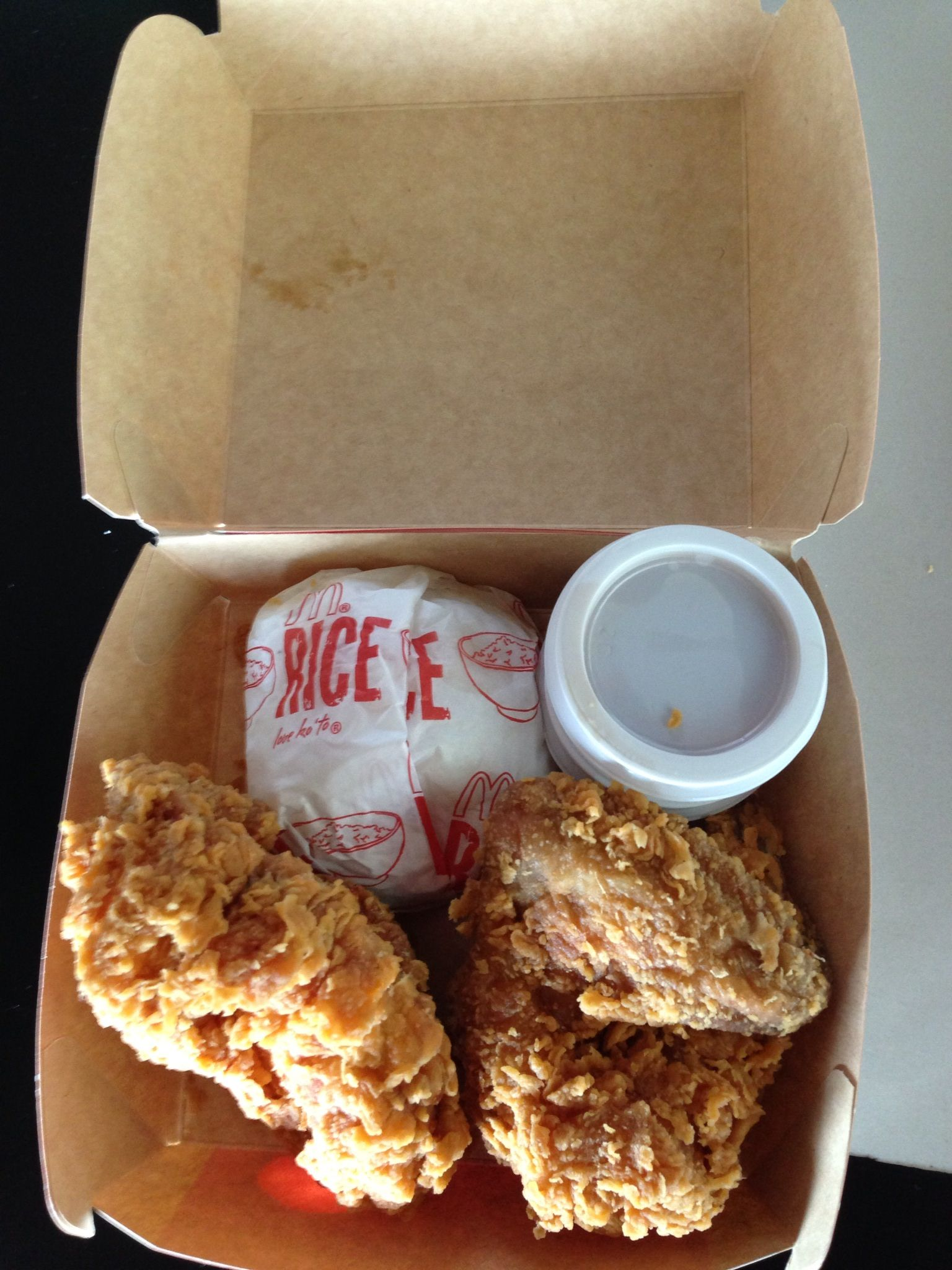 filipino mcdonald s comes with rice photos from restaurants and